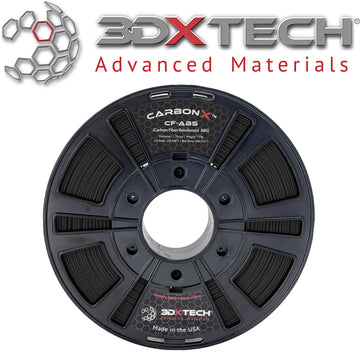CARBONX™ Carbon Fiber ABS Filament - Black - 2.85mm