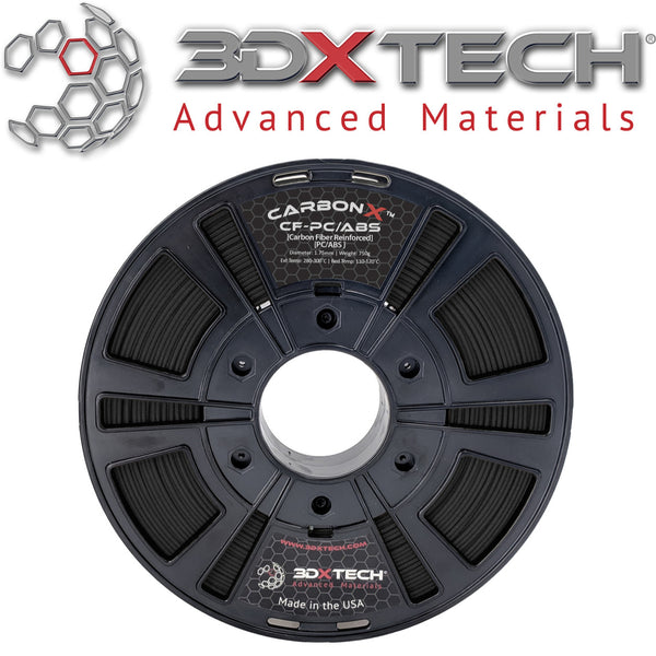 3DXTech CarbonX PC ABS Carbon Fiber Filament Canada