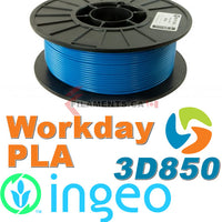 3DFuel Workday PLA Ingeo 3D850 3D Printer Filament Canada