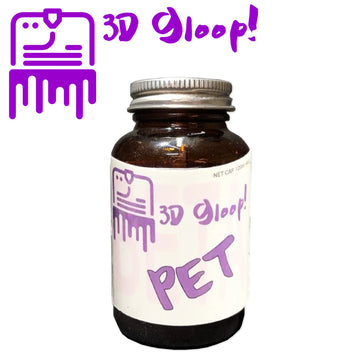 3D Gloop! - PET GLOOP - Adhesive for 3D Prints