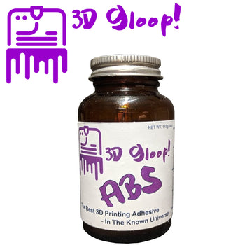 3D Gloop! - ABS GLOOP - Adhesive for 3D Prints