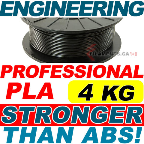 3DFuel APLA+ Engineering Pro PLA 3D Printer Filament Canada
