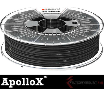 ApolloX Industrial ASA - Black - 1.75mm