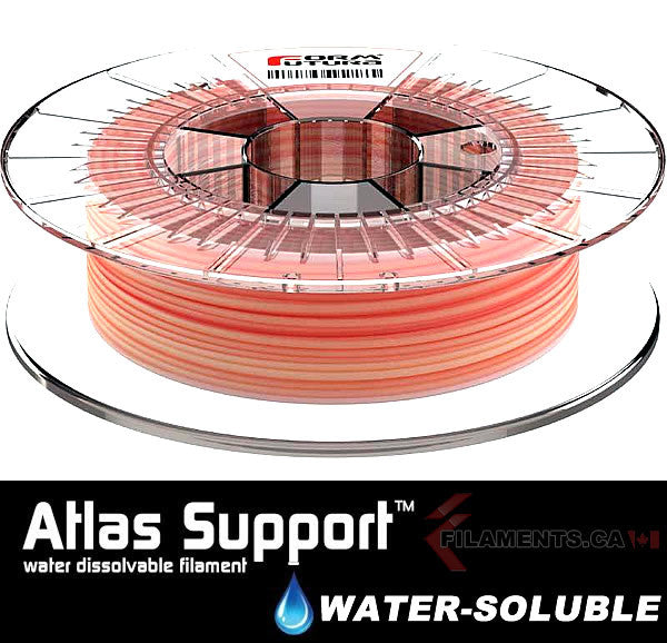 Atlas Support PVA 3d printer filament Canada