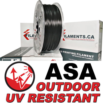 ASA Filament - Black - 2.85mm