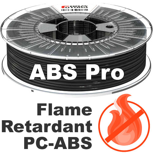 ABS Pro PC-ABS Flame Retardant 3D Printing Filament Canada