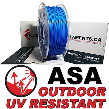 ASA Filament - Blue - 1.75mm