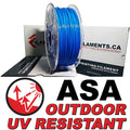 ASA Filament - Blue - 2.85mm