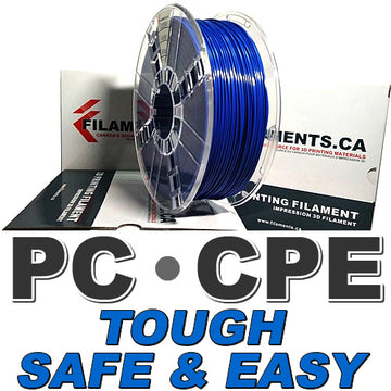 Easy PC CPE Filament - BLUE - 1.75mm