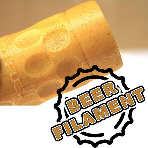 3DFuel Buzzed Beer 3D printer filament Canada