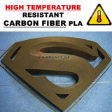 high temperature carbon fiber pla 3d filament Canada