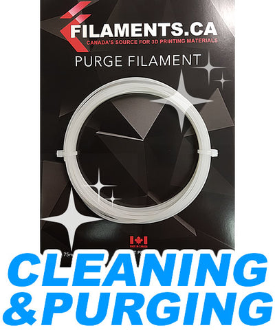 PURGE Cleaning Filament - 2.85mm