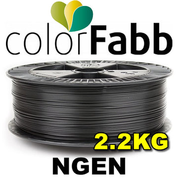 ColorFabb NGEN 2.2KG - Black - 1.75mm
