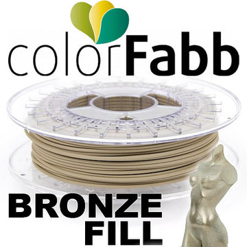 ColorFabb BRONZEFILL - 1.75mm