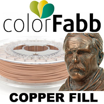 ColorFabb COPPERFILL - 2.85mm