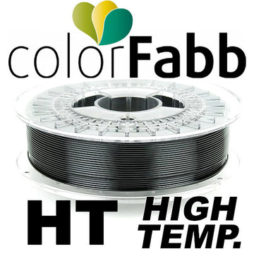 ColorFabb HT - Black - 1.75mm