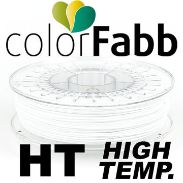 ColorFabb HT - White - 1.75mm