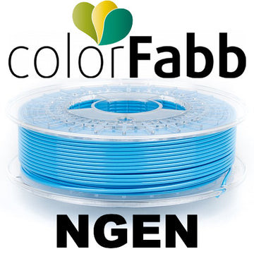 ColorFabb NGEN Copolyester - Light Blue - 1.75mm