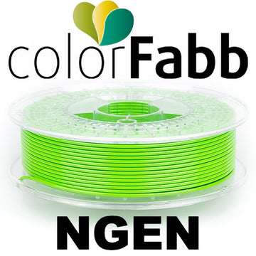 ColorFabb NGEN Copolyester - Light Green - 2.85mm
