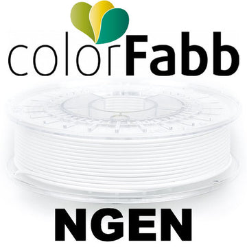 ColorFabb NGEN Copolyester - White - 1.75mm