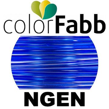 ColorFabb NGEN Copolyester - Blue Transparent - 1.75mm