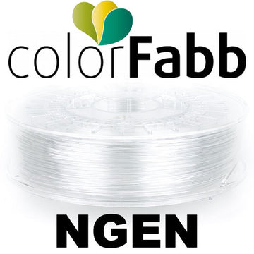 ColorFabb NGEN Copolyester - Clear - 2.85mm