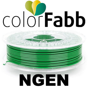 ColorFabb NGEN Copolyester - Dark Green - 1.75mm