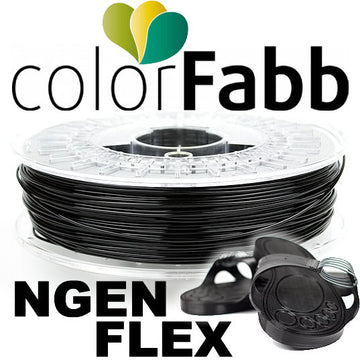 ColorFabb NGEN FLEX - Black - 2.85mm