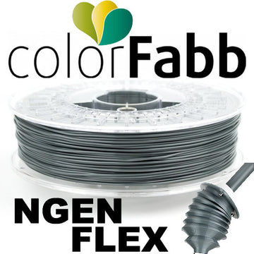 ColorFabb NGEN FLEX - Dark Grey - 1.75mm