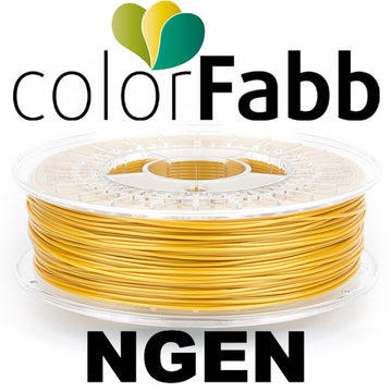 ColorFabb NGEN Copolyester - Gold Metallic - 1.75mm