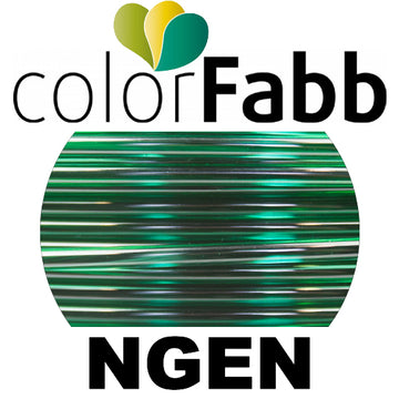 ColorFabb NGEN Copolyester - Green Transparent - 1.75mm