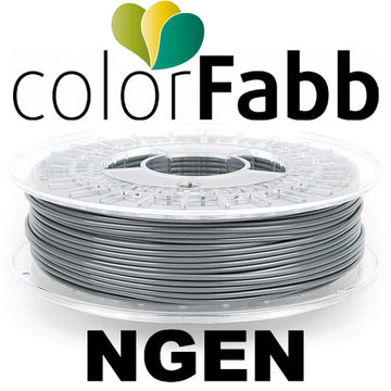 ColorFabb NGEN Copolyester - Gray Metallic - 1.75mm