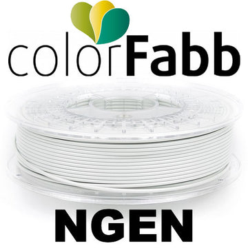 ColorFabb NGEN Copolyester - Light Grey - 2.85mm