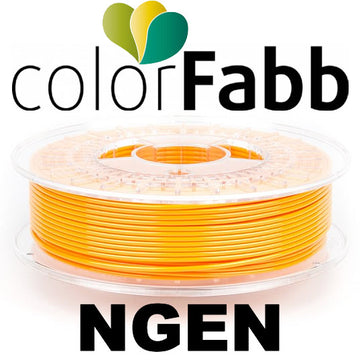 ColorFabb NGEN Copolyester - Orange - 2.85mm