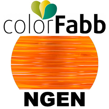 ColorFabb NGEN Copolyester - Orange Transparent - 2.85mm
