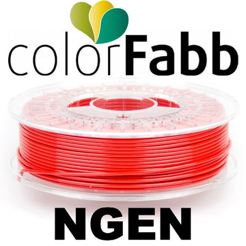 ColorFabb NGEN Copolyester - Red - 2.85mm
