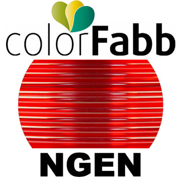 ColorFabb NGEN Copolyester - Red Transparent - 2.85mm