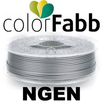 ColorFabb NGEN Copolyester - Silver Metallic - 2.85mm