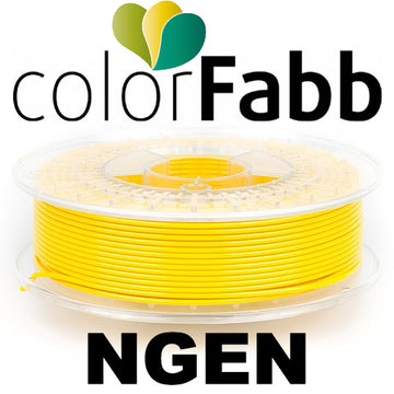 ColorFabb NGEN Copolyester - Yellow - 1.75mm