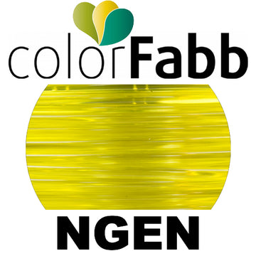 ColorFabb NGEN Copolyester - Yellow Transparent - 2.85mm