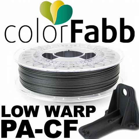 ColorFabb PA-CF Low Warp 3D Filament Canada