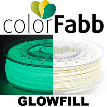 ColorFabb PLA/PHA - GLOWFILL - 1.75mm
