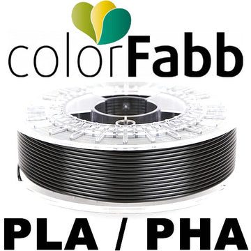 ColorFabb PLA/PHA - Standard Black - 1.75mm