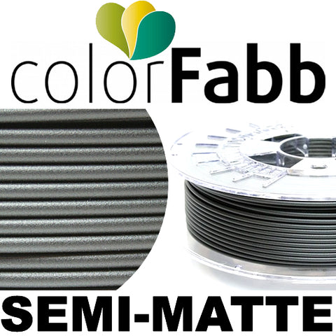 ColorFabb PLA SEMI MATTE BLACK 3D Printer Filament Canada
