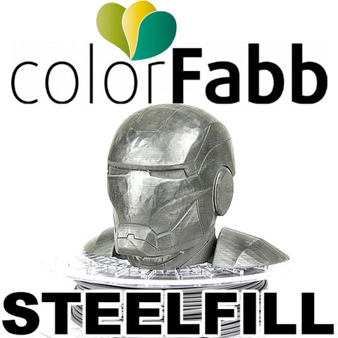 ColorFabb SteelFill Steel Metal 3D Printer Filament Canada