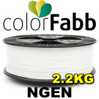 ColorFabb ngen economy 3D printing filament Canada