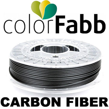 ColorFabb XT-CF20 Carbon Fiber - Black - 1.75mm