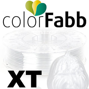 ColorFabb XT Copolyester - Clear - 2.85mm