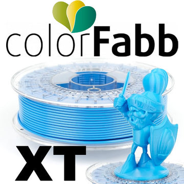 ColorFabb XT Copolyester - Light Blue - 2.85mm