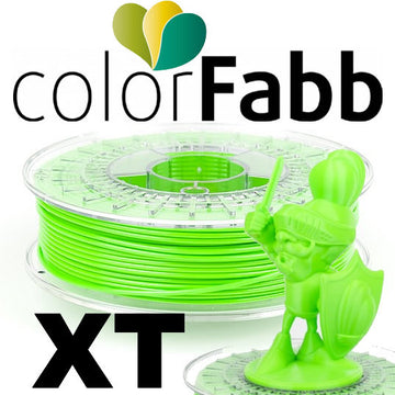 ColorFabb XT Copolyester - Light Green - 2.85mm